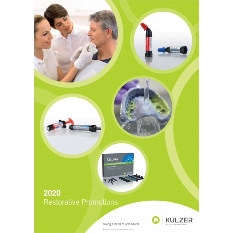 Kulzer 2020 Clinical Promo - Kulzer FLEXITIME VPS Impression Material 3 + 1 FREE Offer