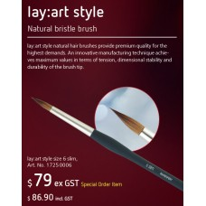 Renfert layart style brush - Size 6 - 17250006 - Spring Promo - SPECIAL ORDER