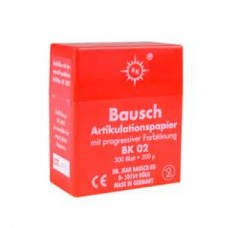 Bausch BK02 Plastic Dispenser - 200u - Red - 300 Strips
