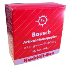 Bausch BK1002 - Refill Box for BK02 - 200u - Red - 300 Strips