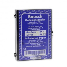Bausch BK11 Box With Sheets - 100 x 70mm - 40µ - Blue - 100 Sheets
