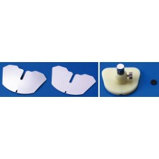 Labomate 100 Occlusal Plate Complete Set (Inc. Sphere Plate - Plane Plate & Stand) - 02081