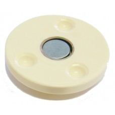 Labomate 90 Plastic Mounting Plate With Magnet - Single - 02011