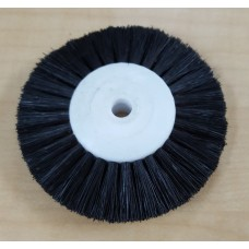Lathe Brush - 2 Row - 65mm dia - 8 Pack-1 ONLY CLEARANCE