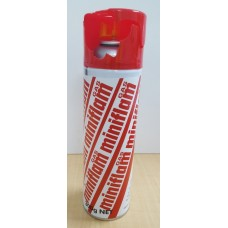 Miniflam Butane Torch Refill Gas - Red 300g - CLEARANCE-SMASHED LID
