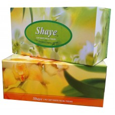 Shaye Tissues - White - 2 Ply x 200 - 32/Ctn