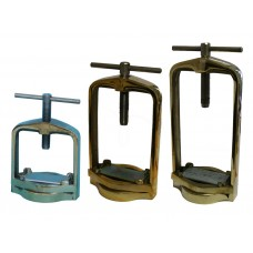 Ainsworth Flask Clamp Brass With Spring - Option Available
