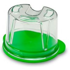 Green Duplicating Flask - Large - Plastic