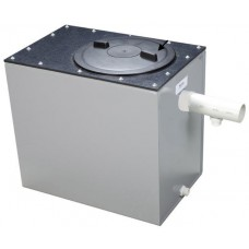 Plaster Trap (Settling Tank) 72L PVC With Air Tight Lid