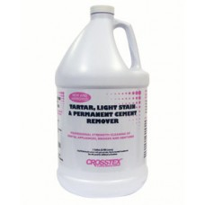 Crosstex Tartar and Stain Remover - 3.7L