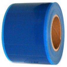Wrap Film Perforated Roll - Blue - 100mm x 150mm - 1200 Sheets