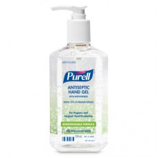 Purell Antiseptic Hand Gel Pump Bottle - 350ml (3691) - RESTRICTED PURCHASE - LIMITED STOCK DUE TO SUPPLY ISSUES - NO BACKORDERS