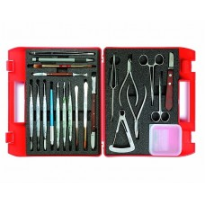 Renfert Deluxe Instrument Set / Tool Kit 11540000