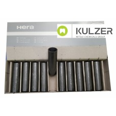 Kulzer Hera Graphite Crucibles Ø18mm - 63mm long; RC-S/CL-G/G97 - 12 pcs - 64500675