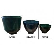 Flexible Plaster and Stone 	Mixing Bowl Flexible Green - Size: SMALL
