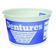 Denture Cups Disposable 260ml - 275 (5 Packs x 55)