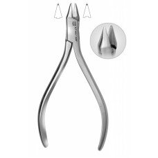 Hammacher Adams Modified - Single Groove On Nose Tip Plier - HSL 369-13 - 1pc