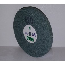 Busch Green Silicone Carbide Grinding Wheel 798-750 Medium Grit (75mm dia x 6.5mm)