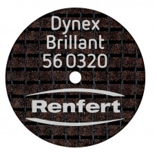 Renfert Dynex Brillant (Diamond) Separating / Grinding Discs 20 x 0,35 mm - 10 pcs - 560320