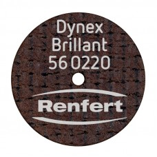 Renfert Dynex Brillant (Diamond) Separating / Grinding Discs 20 x 0,20 mm - 10 pcs - 560220