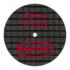 Renfert Dynex Separating Discs - 22 x 0,3mm - 20 pcs - 570322