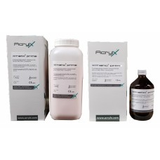 AcrylX Xthetic Prime - Selfcure Powder & Liquid COMBO PACKS - 1kg, 3kg, 5kg or 8kg