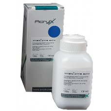 AcrylX Xthetic Prime EXTRA Selfcure Powder CLEAR 100g