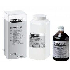 Kulzer Meliodent Orthodontic Powder & Liquid COMBO PACKS - 1kg - 3kg - 5kg or 8kg