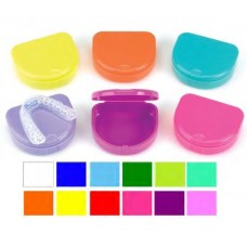 Keystone  Mouthguard and Appliance Boxes - One Colour or Mixed - 12 Pack - Multiple Colours Available