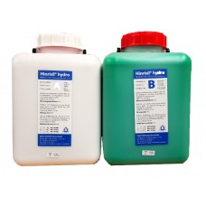 Ernst Hinrichs Hinrisil Hydro Duplicating Silicone 1:1 - Green - 2 x 6kg (12kg) - 107963