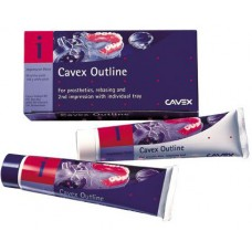 Cavex Outline – Zinc Oxide Eugenol Free - Impression Paste 205g