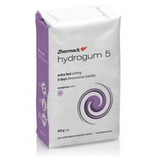 Zhermack Hydrogum 5 - Purple Alginate - High Stability - 1 x 453g C302070