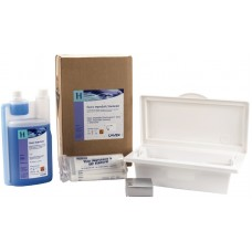 Cavex ImpreSafe Disinfectant Starter Kit - 1L Bottle / Timer / Container / Bags