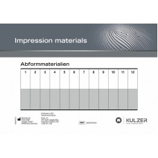 Kulzer Impression Material Mixing Pad x 1