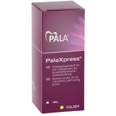 Kulzer PalaXpress Powder - 1kg - Clear  - SHORT EXP DATE CLEARANCE