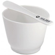 Kulzer Alginate Mixing Bowl Rubber - White 280ml