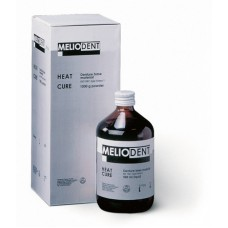 Kulzer Meliodent Heatcure Liquid - 500ml - 64713308