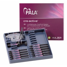 Kulzer PALA Creactive Kit (Light Cured Characterisation System) - 66033445 - SPECIAL ORDER ITEM