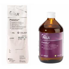 Kulzer Paladur Powder & Liquid COMBO PACKS - 1kg - 3kg - 6kg or 8kg