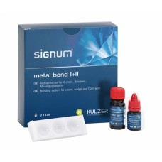 Kulzer Signum Metal Bond Set I + II - 2 x 4ml - 66033913