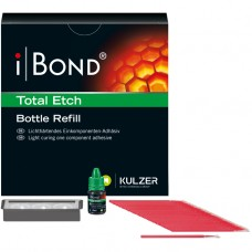 Kulzer iBond Total Etch Bottle Refill (1 x 4ml Bottle - 50 application tips) - 66040094 - 1