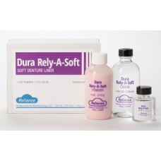 Reliance Dura Rely-A-Soft – Pink - Soft Liner - 100g/118ml (1701)