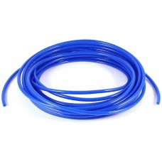 6mm Pneumatic PU Compressed Air Hose Pipe - Blue - Per Metre (1m)