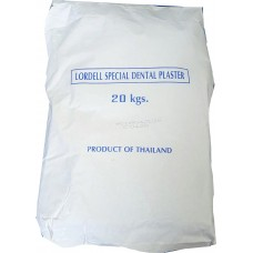 Superfine Special Dental White Plaster - 20kg