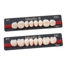 Kulzer PALA Idealis 8 Acrylic Teeth Posteriors – 1 Set
