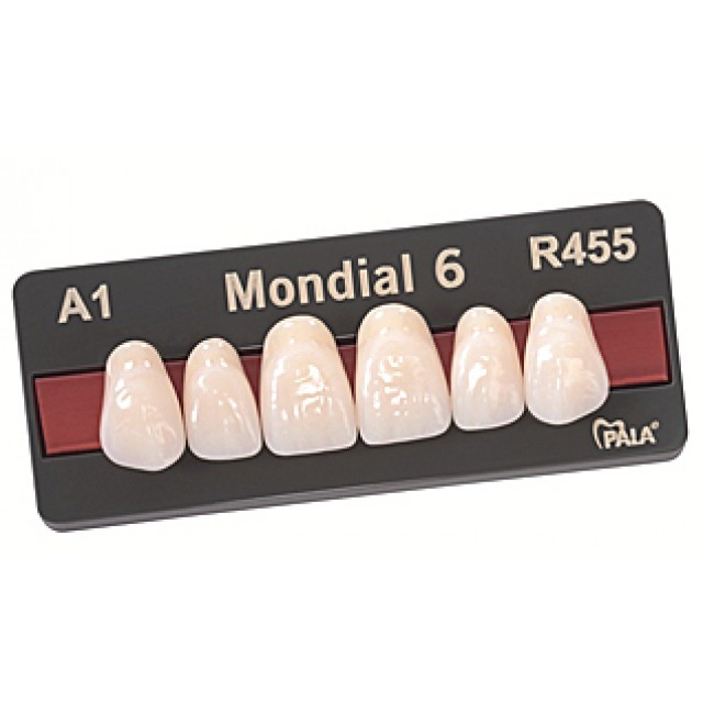 Acrylic Teeth Cards