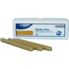 Ainsworth Sticky Wax - Yellow - 55g