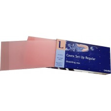 Cavex Set Up Modelling Wax - Standard - Pink - 1 x 500g