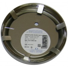 Dentaurum remanium® Laboratory Coils - Stainless Steel Wire - Spring Hard - ROUND - Options Available
