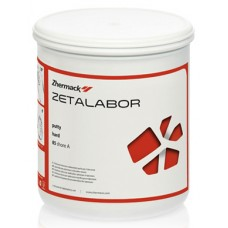 Zhermack Zetalabor Lab Putty 2.6kg INCLUDES 1 x Indurant Gel 60ml Activator